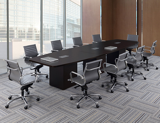 Affordable Office Conference Training Baystate Office Furniture - Granite conference table for sale