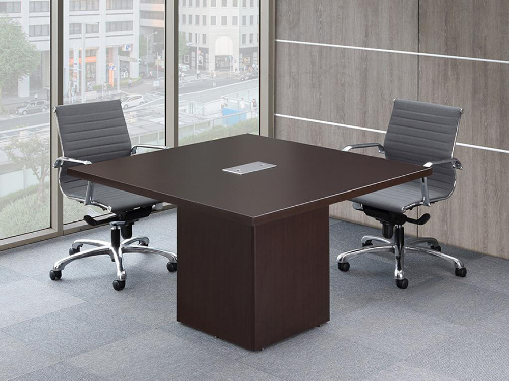 Affordable 4 48 Square Top Conference Table Baystate
