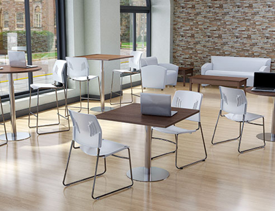 affordable office furniture affordable office reception amp cafeteria baystate office 10497